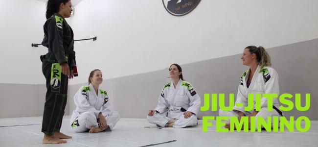 Jiu-Jitsu Feminino. Emagrecer e Manter a Saúde em dia.