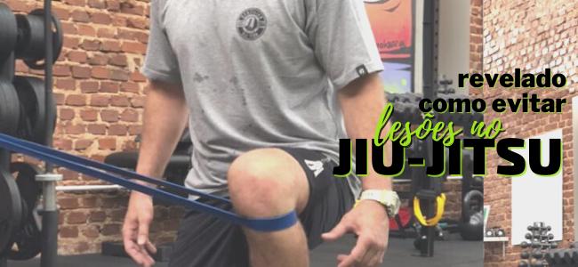 Importância da preparação física para prevenção de lesões no jiu-jitsu